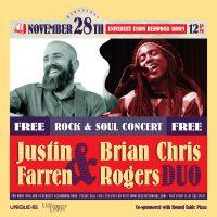 Justin Farren and Brian Chris Rogers Duo