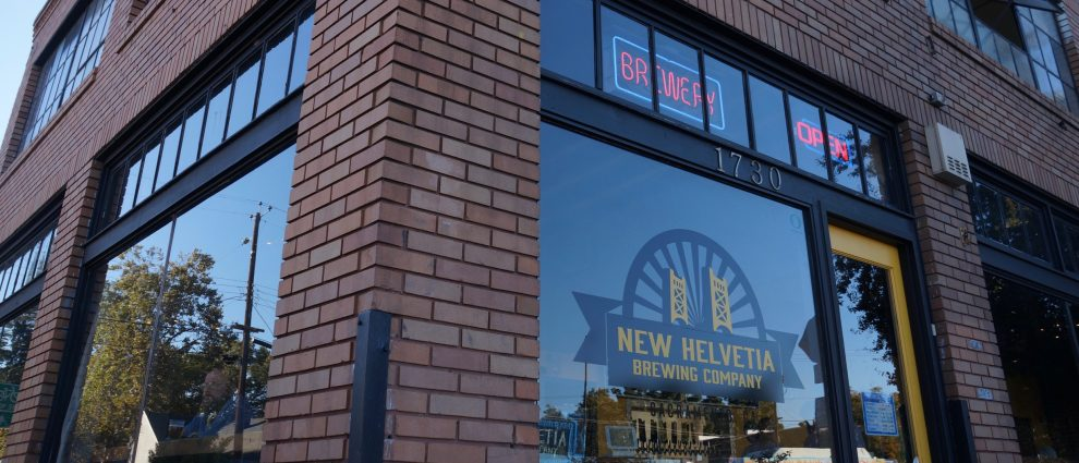 New Helvetia Brewing Co  Sixth Anniversary Party presented