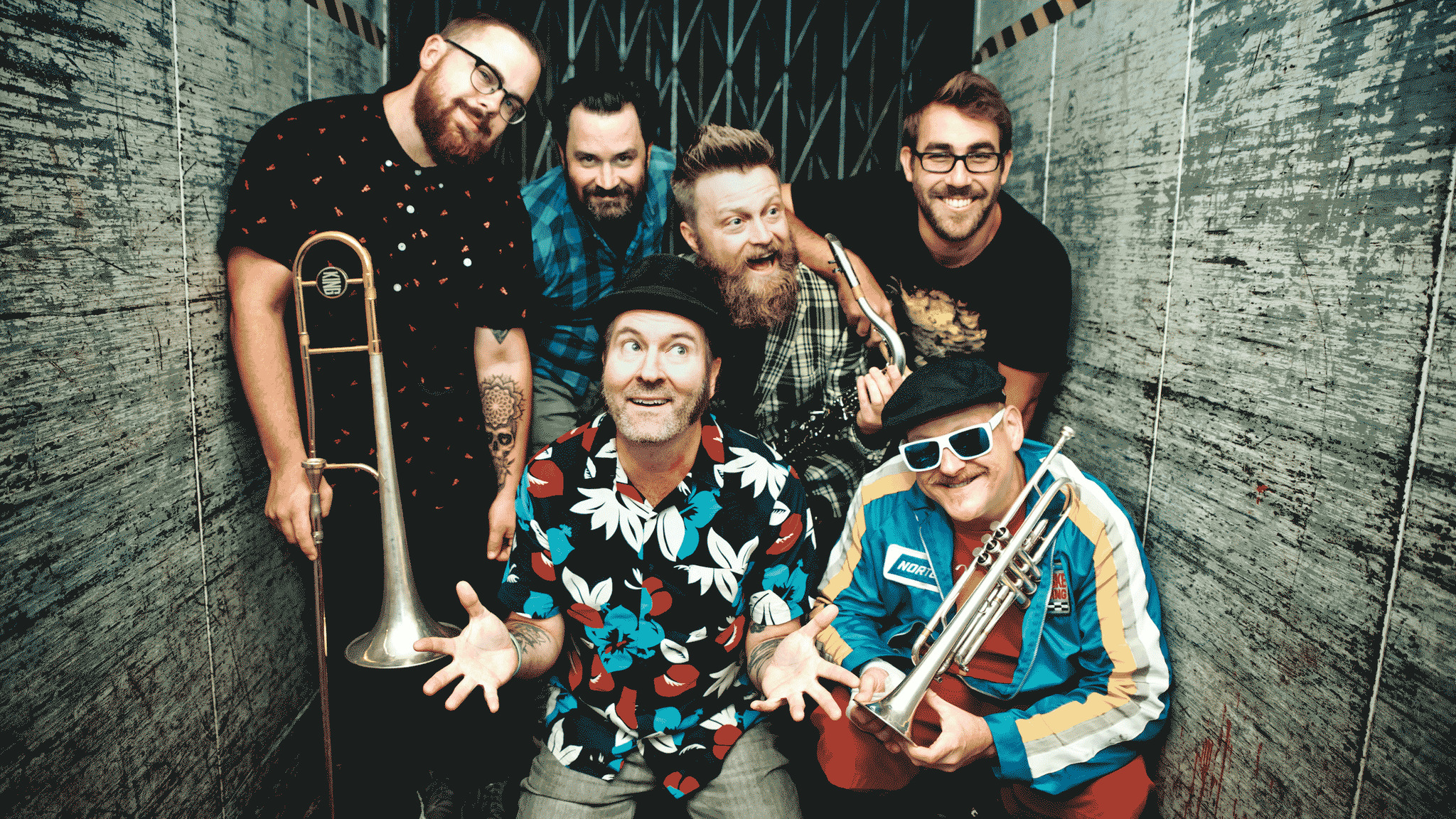 Reel Big Fish: The Life Sucks, Let's Dance! Tour