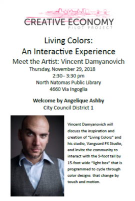 Living Colors: An Interactive Experience