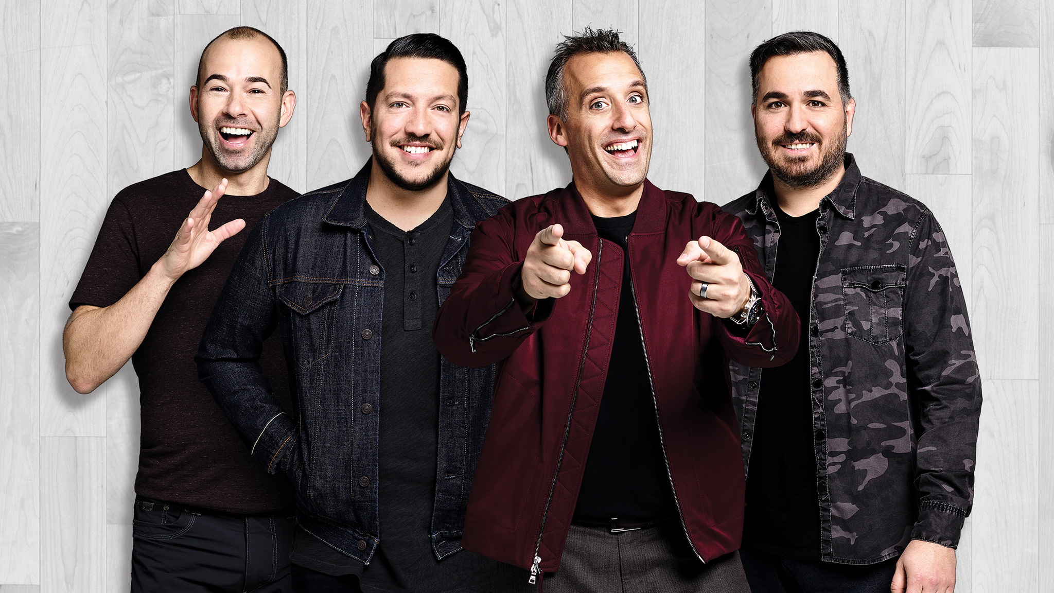 Impractical Jokers: The Cranjis McBasketball World...