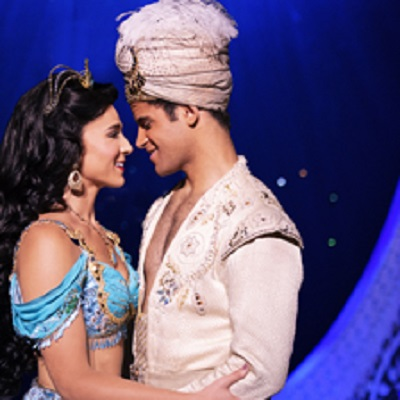 Broadway Sacramento presents Aladdin