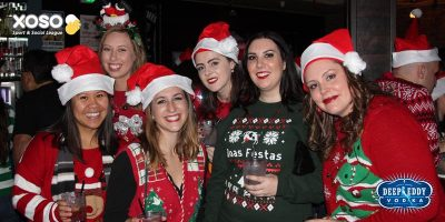 Holly Jolly Pub Crawl