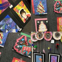 San Juan Unified K-12 Art Show
