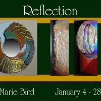 Reflection: Glass Art