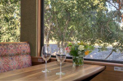 Sacramento RiverTrain Valentine's Dinner Train