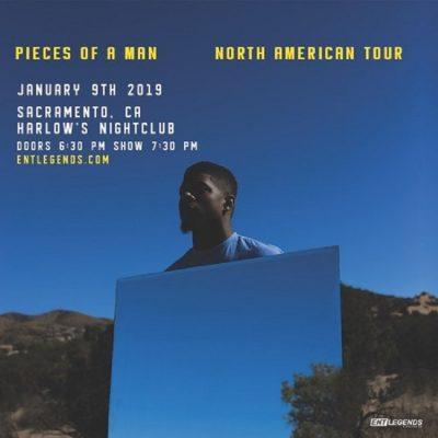 Mick Jenkins: Pieces of a Man Tour