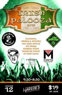 Irishpalooza 2019