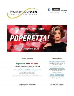 Poperetta! From the Heart
