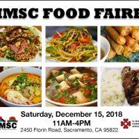 IMSC Food Faire Fundraiser