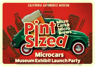Pint Sized: Microcars and Microbrews