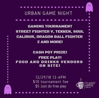 Urban Game Night