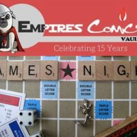 Empire's Comic Vault Game Night at Sactown Union