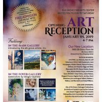 Elk Grove Fine Arts Center: Opening Art Reception