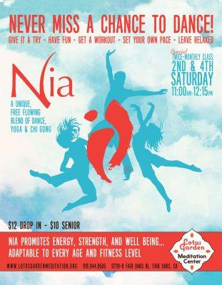 The Nia Technique: Fusion of Yoga, Dance, Qi Gong ...