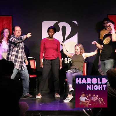 Harold Night Improv Comedy