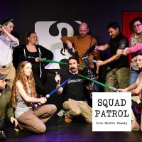 Squad Patrol Sketch Comedy