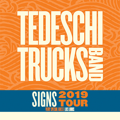 Tedeschi Trucks Band With Very Special Guest Los L...