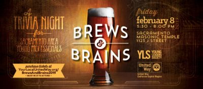 United Way's Brews and Brains Trivia Night Fundraiser (Sold Out)