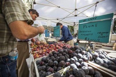Capitol Mall Farmers' Market