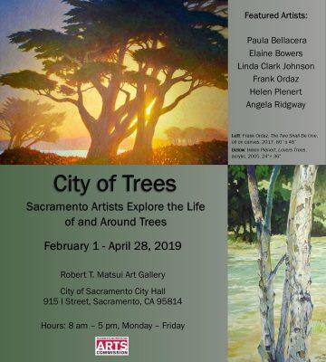 City of Trees: Sacramento Artists Explore the Life...