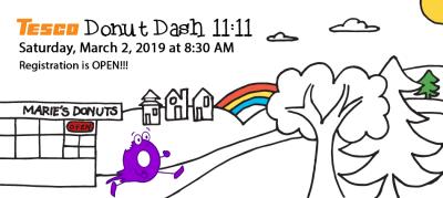 Donut Dash 11:11