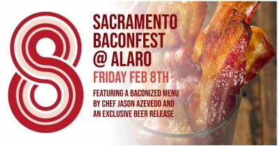 Sacramento Bacon Fest Happy Hour