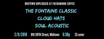 Midtown Unplugged at Pachamama Coffee