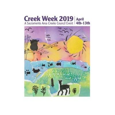 Sacramento Creek Week Splash-Off