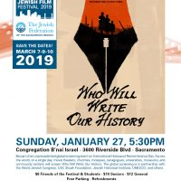 Who Will Write Our History Documentary Film Screening