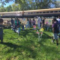 Sacramento RiverTrain Easter Egg Express