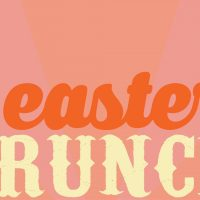 Sacramento RiverTrain Easter Brunch