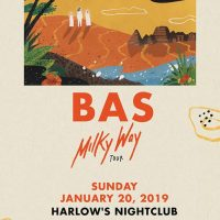 BAS: The Milky Way Tour