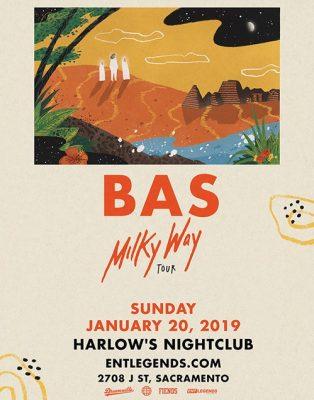BAS: The Milky Way Tour