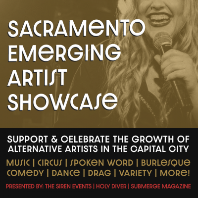 Sacramento Emerging Artist Showcase