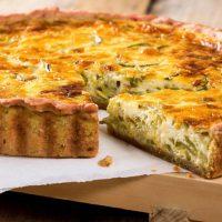 Cheesy Pies and Tarts