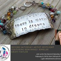 Artists' Collaborative Gallery 2nd Saturday: Jeweler Kristi Taylor