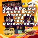 Salsa and Bachata Dancing at Midtown Barfly