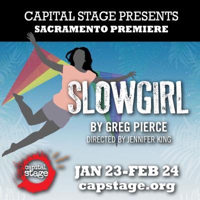 Slowgirl by Greg Pierce