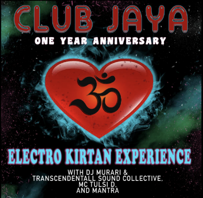 Club Jaya ElectroKirtan