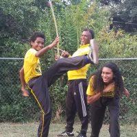 Brazilian Capoeira Angola Classes