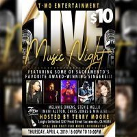 T-Mo Entertainment Live Music Night