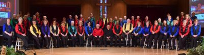 River City Chorale presents The World of Pop Music...