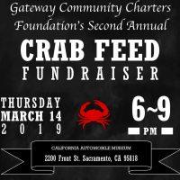 Gateway Community Charters Crab Feed Fundraiser