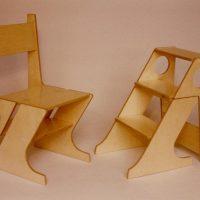 Weaving and Woodwork: A Scandinavian Design Partnership