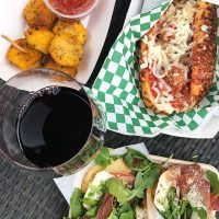 Wine Tasting, Authentic Italian Cuisine and Live Blues