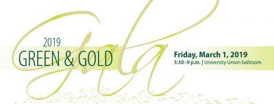 Sacramento State Green and Gold Gala