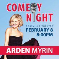 City of Roseville Comedy Night