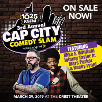 Cap City Comedy Slam