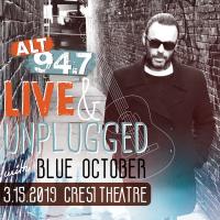 Blue October Acoustic